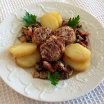 Fricassee d'andouillette
