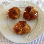 Choux à la crème - Cuisine à domicile La Monlassière